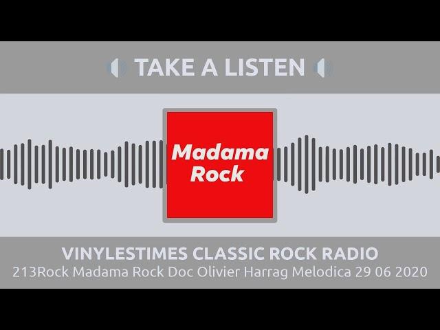 Madama Rock - 29 Juin 2020. Madama Rock, Harrag Melodica, Doc Olivier