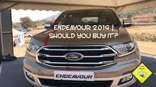 New Ford Endeavour 2019 | Walkthrough and Off Road Test