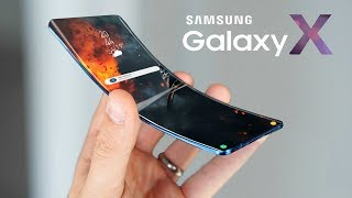 Samsung Galaxy F (Fold) - Officially Revealed!!!