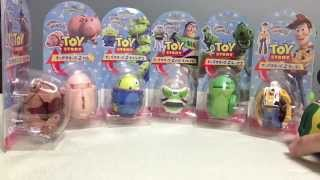 Egg stars★HATCH'N HEROES★エッグスターズ★toy story