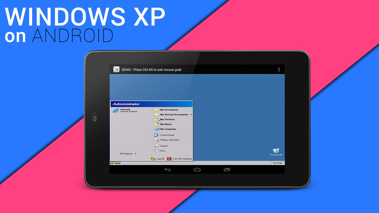apk emulator for windows xp