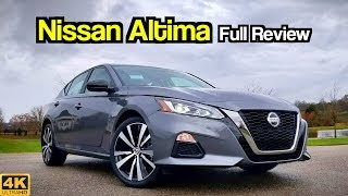 2019 Nissan Altima: FULL REVIEW + DRIVE | Maximizing the Altima!