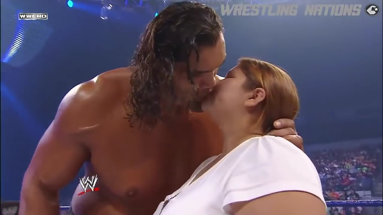 Kissing a fat girl