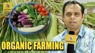 farming      Software Engineer turned Organic Farmer  Sathish Interview