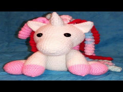 Amigurumi Baby Unicorn Free Pattern | 360x480