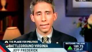 Brian Moran on MSNBC