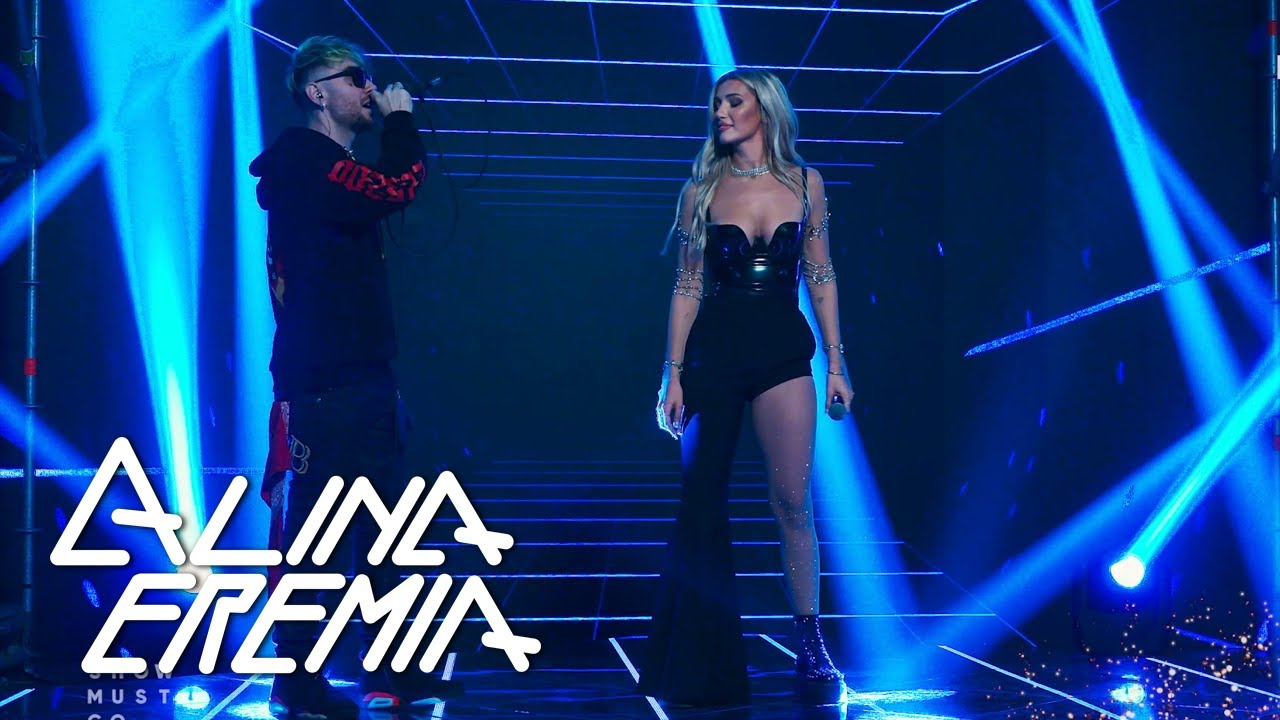 Alina Eremia feat. Nane - Déjà Vu || Live from Show Must Go On