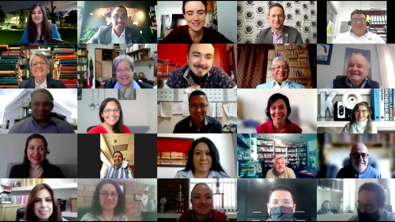 Conversatorios PRME LAC - México