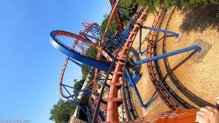 Scorpion (4K On-Ride) Busch Gardens Tampa