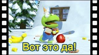 Познакомьтесь это новый друг Пороро | мини-фильм #44 Вот это да! | дети анимация | Пороро