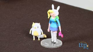 Adventure Time 3-inch Fionna & Cake From Jazwares