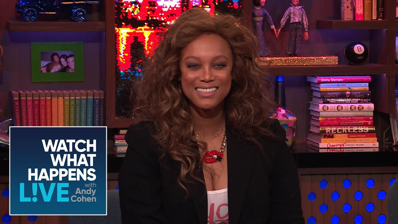 When did Tyra Banks Last Speak to Naomi Campbell?