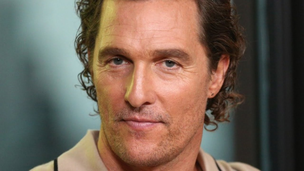 Matthew McConaughey's Son Is Growing Up To Look Like His Twin