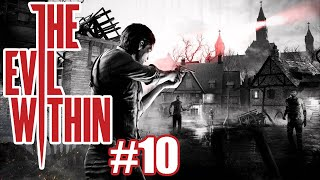 COME AT ME! | The Evil Within  Part 10