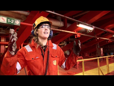 Training To Become A Shell Well Engineer - Hanne Skogestad