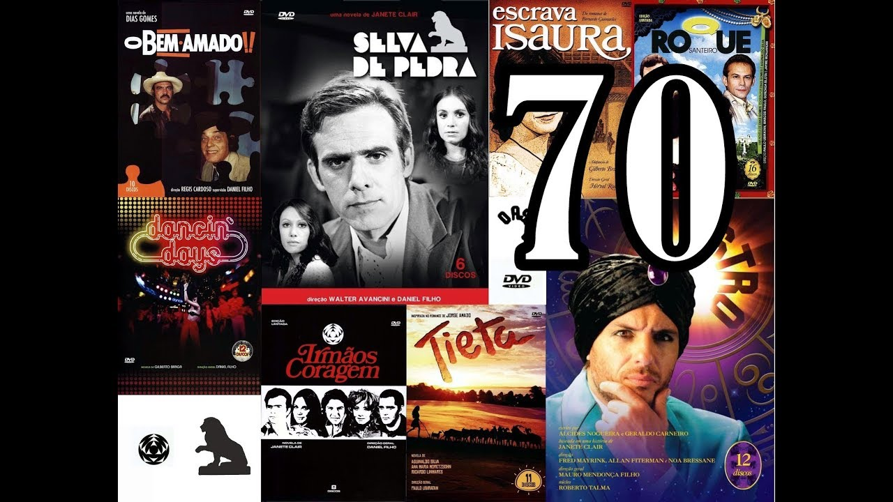 Novelas Da Globo Anos 70 Mc Youtube