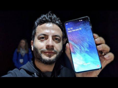 Samsung Galaxy S10 Plus ön inceleme!