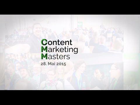 Content Marketing Masters Recap 2015