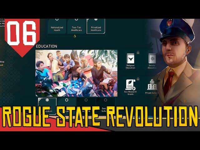 Correções FINAIS - Rogue State Revolution #06 [Série Gameplay Português PT-BR]