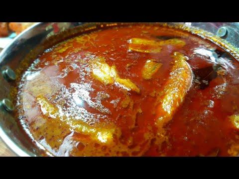 Bombil Fish Curry L Bombay Duck Recipe