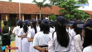 140526 Inspektur Upacara SMPN 49 Bandung