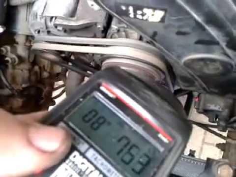 1kzte Running With A 4m40 Mechanical Pump