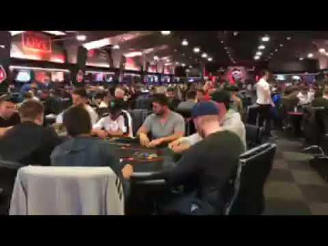 Playground Poker Club - MILLIONS North America Day 1B Walkthrough