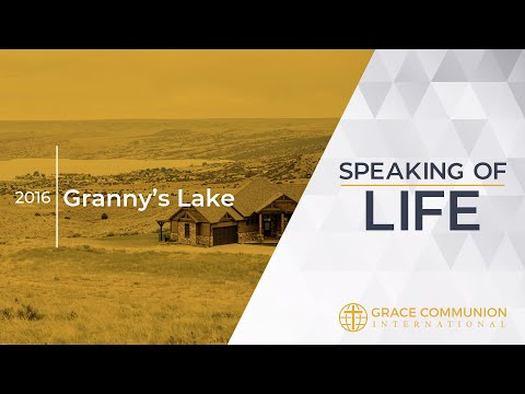 Speaking Of Life 2016 | Granny's Lake