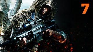 Прохождение Sniper: Ghost Warrior 2 - Часть 7: Призраки Сараево