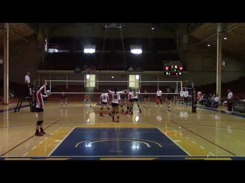 Academy U Vs Fresno Pacific Set 1