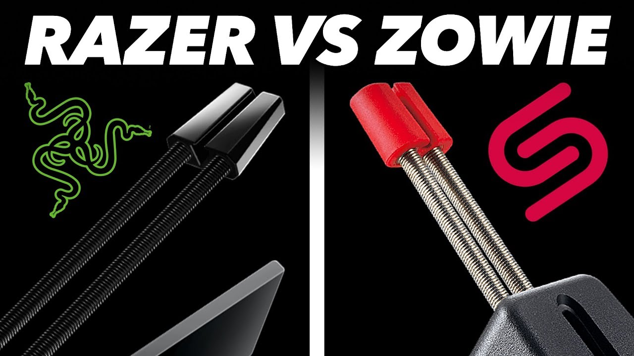 16734eb0d9e Razer Vs. Zowie: We Found The BEST Mouse Bungee For Fortnite / CS:GO ...