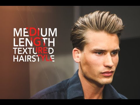 Medium Lenght Clic Clean Hairstyle