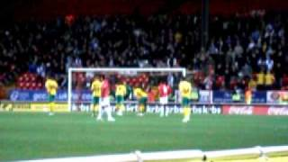 Burton penalty against Bristol Rovers