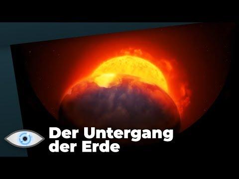 Der Untergang der Erde ist schon bald (in astronomischen Dimensionen)!