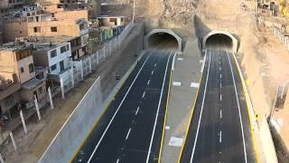 Video Inauguración y recorrido del Túnel Santa Rosa, Rimac - San Juan de Lurigancho download MP3, 3GP, MP4, WEBM, AVI, FLV November 2017