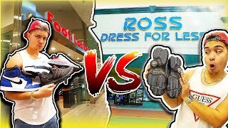 ROSS VS FOOT LOCKER! (BANG FOR YOUR BUCK!)