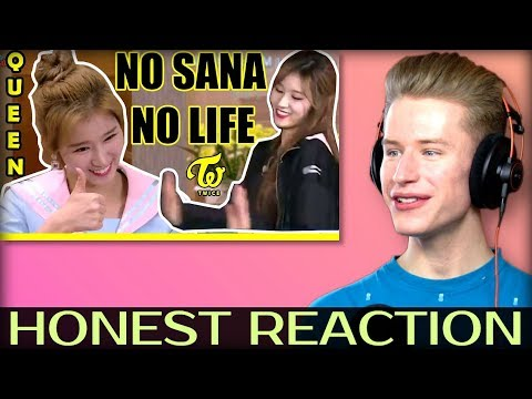 HONEST REACTION To TWICE's Queen Of Variety Shows ( Cute & Funny )