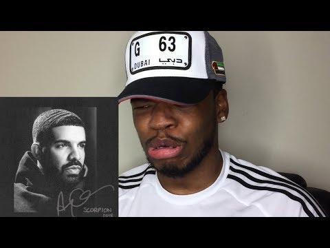 Drake - Survival   Side A   Scorpion Album   Reaction