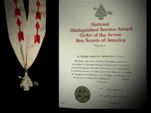 Distinguished Service Award Presentation