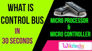 What is Control Bus | ece Interview Questions | wikitechy.com