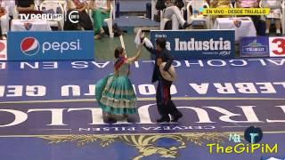 DESPEDIDA CAMPEONES INFANTIL 2014 ( HD ) - 55 CONCURSO NACIONAL DE MARINERA 2015