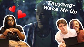 Taeyang Wake Me Up MV Reaction
