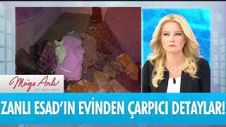 Zanlı Esad'ın evinden çarpıcı detaylar! - Müge Anlı ile Tatlı Sert 12 Eylül 2017 HD