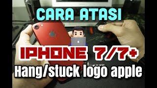 Cara mengatasi IPhone/Ipad dari hang dan stuck di apple logo.