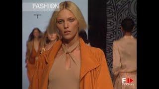 ETRO Fashion Show Spring Summer 2009 Milan   Fashion Channel