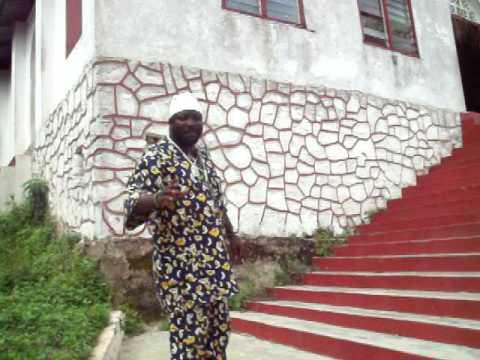 Ifa Oke Itase Temple in Ile Ife, Osun state, Nigeria
