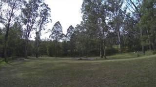Euroka Camp Ground, Blue Mountains National Park, near Penrith, NSW