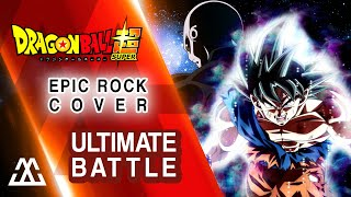 Dragon Ball Super Ultimate Battle Cover - feat. Ricardo Cruz.mp3