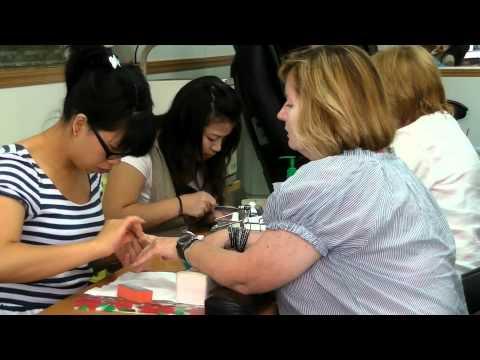 NYIT's LI News Tonight: Nail Salon (Mandarin)