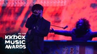 第11 屆KKBOX 風雲榜The 11th KKBOX Music Awards 2016.1.24 臺北小巨蛋...
